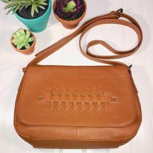 Lucky Brand - 100% Leather Kingston Crossbody